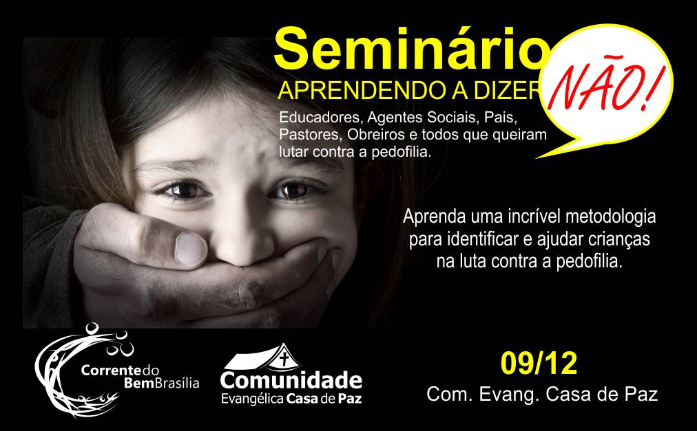 seminariodizernao