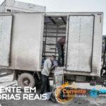 Doação de cestas básicas na Pandemia